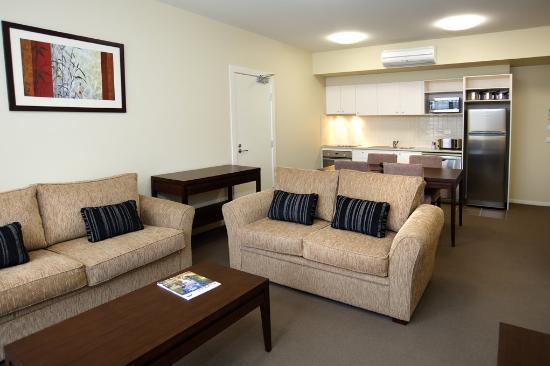 Quest Ballarat: LivingRoom