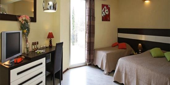 Hotel Le Logis du Chateau : Room
