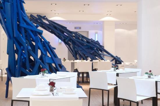 Aqua Hôtel : Restaurant