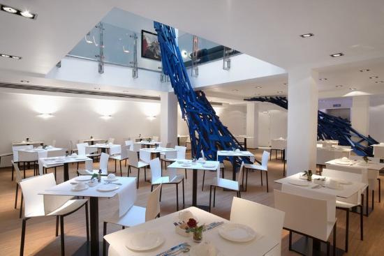 Aqua Hôtel : Bar/Lounge