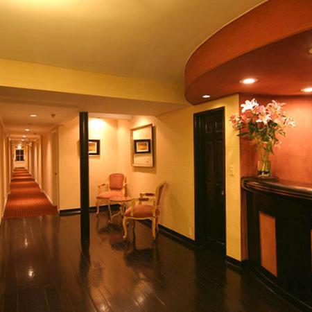 Wilshire Crest Hotel: CRWJFR