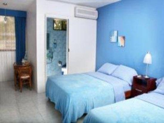 CasaGrande Oceanfront Boutique Hotel: Cuarto Azul