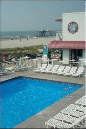 Beach Club Hotel: Beach Club Pool