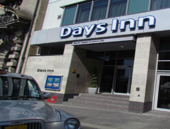 Days Inn Liverpool City Centre: Welcome to the Days Inn Liverpool