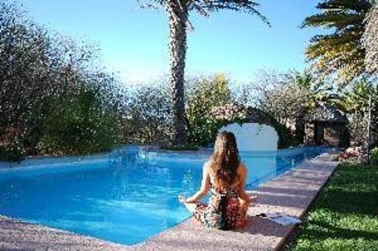 نيرفانا ريسترونت آند ريتريت: Hot Springs