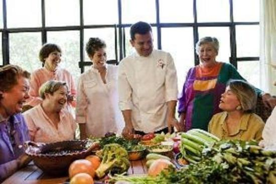 Nirvana Restaurant Retreat: Cooking Class