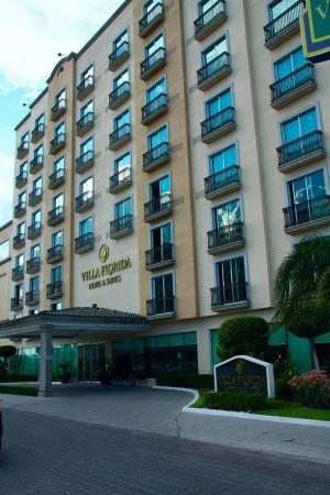 Photo of Hotel Villa Florida Puebla