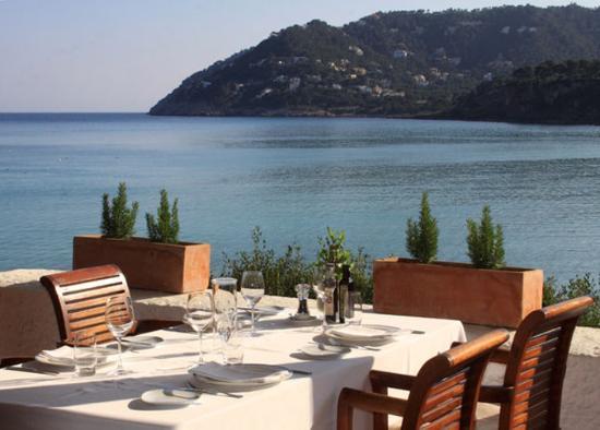 Cap Vermell Beach Hotel: Restaurant Cap Vermell