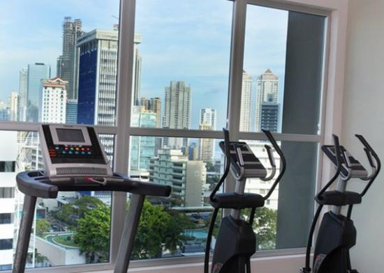 Clarion Victoria Hotel and Suites Panama: fitness center