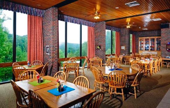 Twin Falls Lodge : Restaurant
