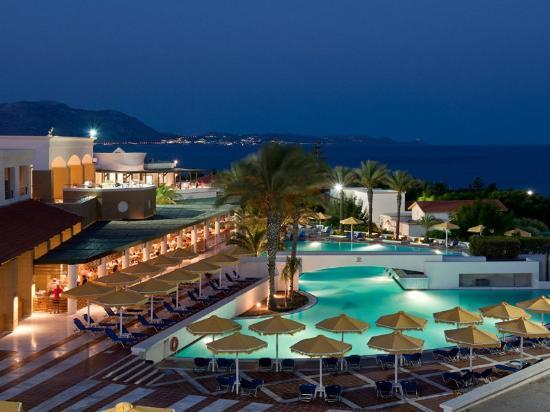 Mitsis Rodos Maris Resort & Spa: Exterior