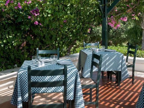 Mitsis Rodos Maris Resort & Spa: Restaurant