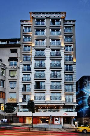 CVK Hotels Taksim : Exterior
