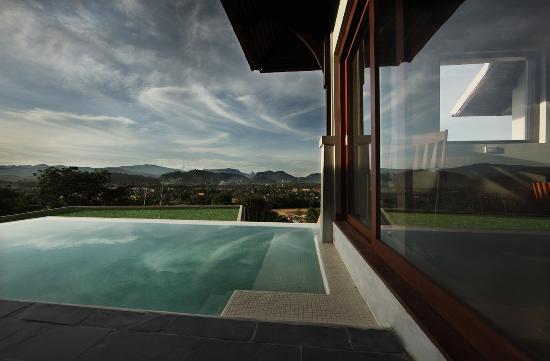Luang Prabang View Hotel: Pool House