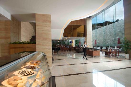 Vissai Saigon Hotel: Lobby