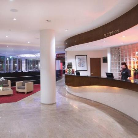 Lindner Congress Hotel: Lobby
