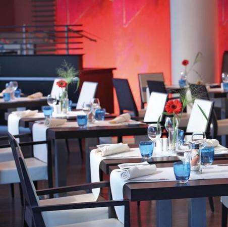 Lindner Congress Hotel: Restaurant