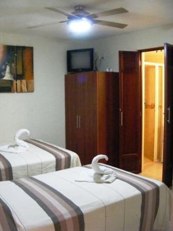 Hotel Guiva Huatulco: Room