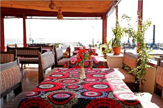 Star Hotel Istanbul: Terrace Restaurant