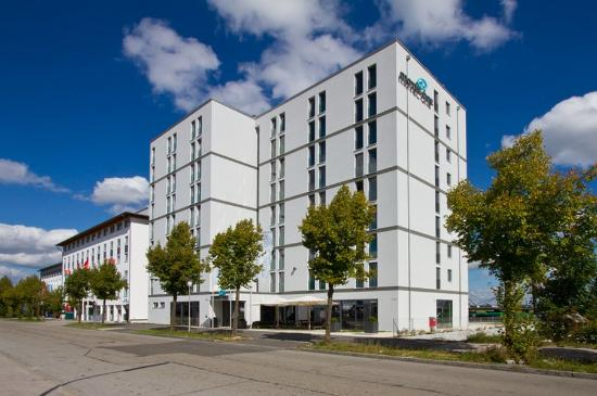 Hotel Munchen Mit Parkplatz