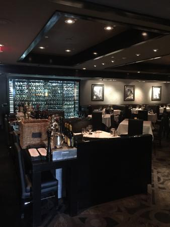 Morton S The Steakhouse Wine Cellar