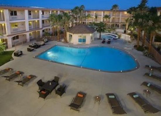 Aqua Soleil Hotel & Mineral Water Spa: Aqua Soleil Hor Pool Night Finalcopy