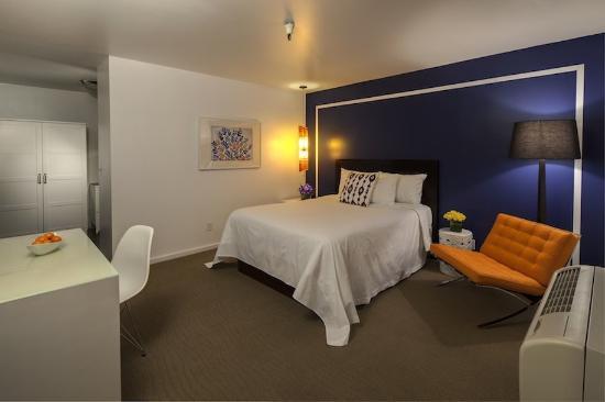 Aqua Soleil Hotel & Mineral Water Spa: Aqua Soleil Guest Room Standard Queen