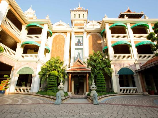 La Tradition D'Angkor Boutique Resort: Exterior