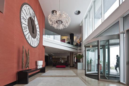 Hotel Baia Luanda: Reception | Hotel Baia | Angola