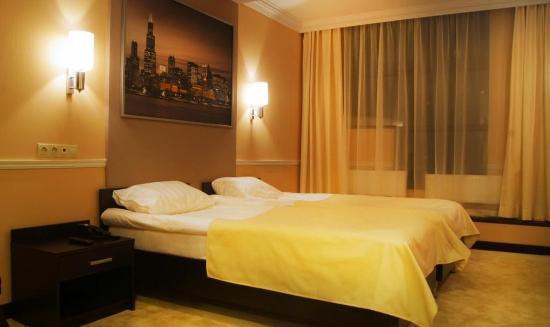 Eugene Hotel: Standard Twin Room