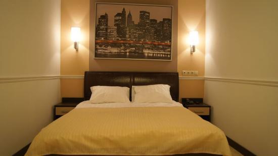 Eugene Hotel: VIP  - Bedroom