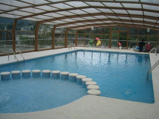 Hotel O Val Do Naseiro: Pool