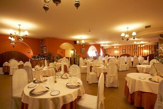 Hotel O Val Do Naseiro: Restaurant