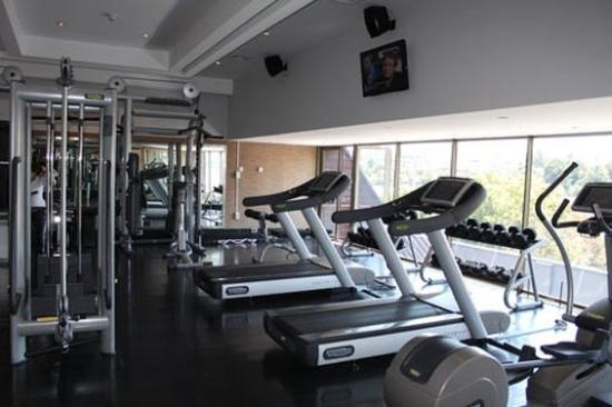 Dreams Los Volcanes: Gym