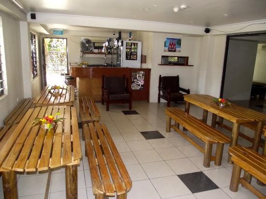 Hans Travel Inn: Inside Lounge