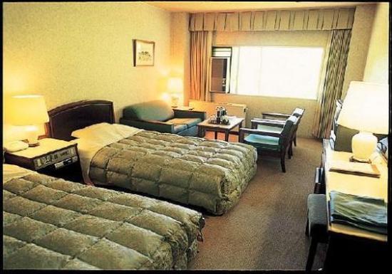Nikko Lakeside Hotel: Guest Room