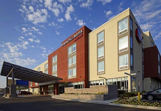 SpringHill Suites Columbus OSU: Exterior