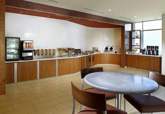 SpringHill Suites Columbus OSU: Breakfast Area