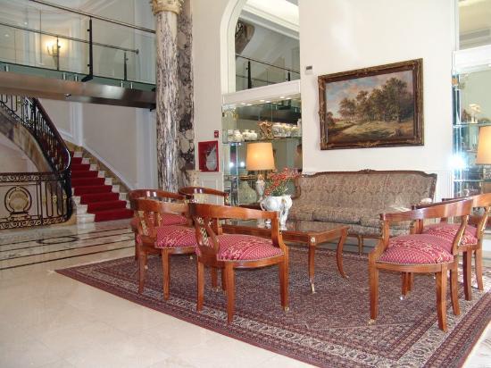 Marseille des Anges Hotel : Foto Facilities
