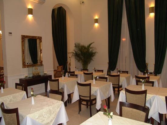 Marseille des Anges Hotel : Restaurant
