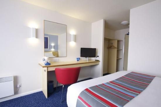 Travelodge Liverpool Central The Strand: Double Room