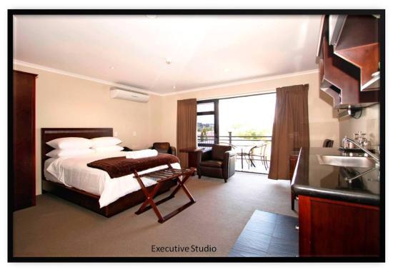Aotea Motor Lodge: Executive Studio