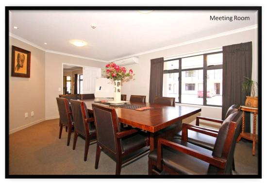 Aotea Motor Lodge: Meeting Room