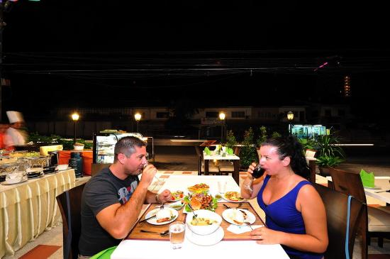 APK Resort & Spa: Dining
