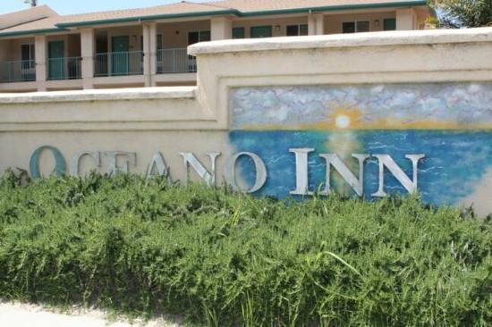 Oceano Inn: Exterior
