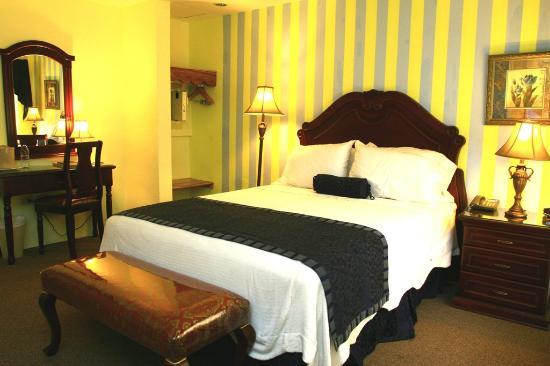 Boutique Hotel La Cordillera: standard