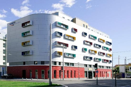 Appart'City Nice Acropolis : Summer Exterior View