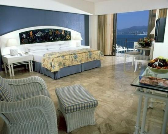 Grand Hotel Acapulco: Guest Room
