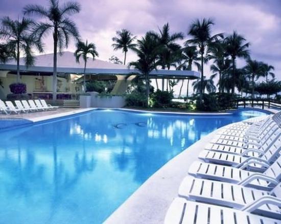 Grand Hotel Acapulco: Pool