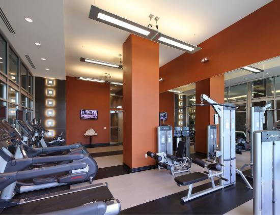 The Hotel at Arundel Preserve: Fitness Center
